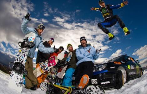 День сноубордиста