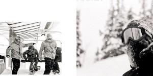 Стиль сноубордистов