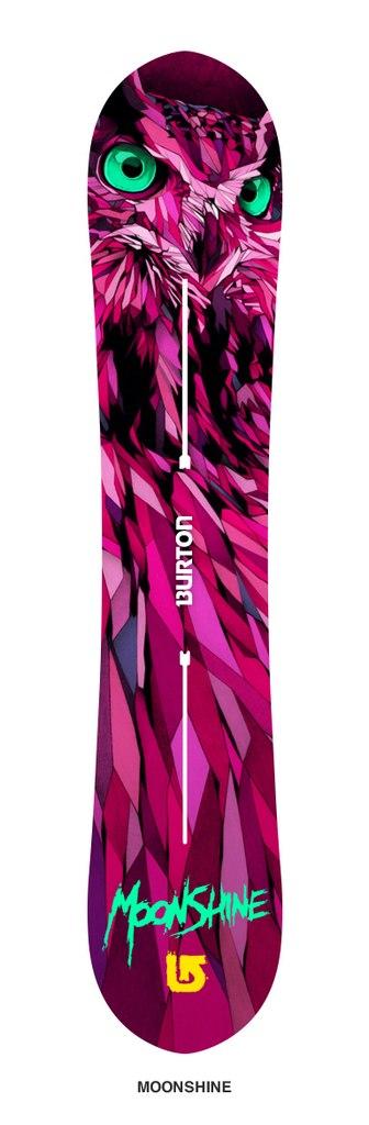 Moonshine-snowboard