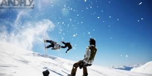 Лучший снег для сноубордиста