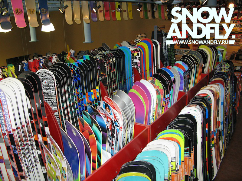 Snowboard_selection