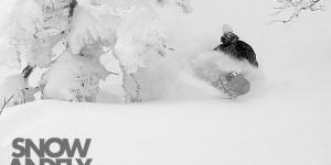 Направления сноубординга. Фрирайд