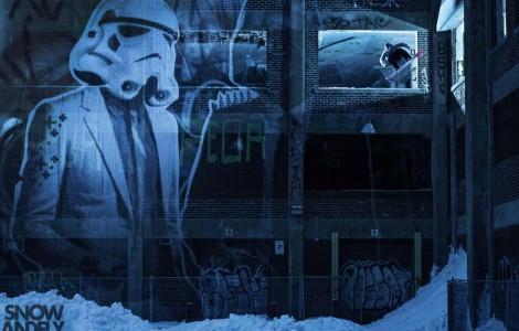 Темный переулок