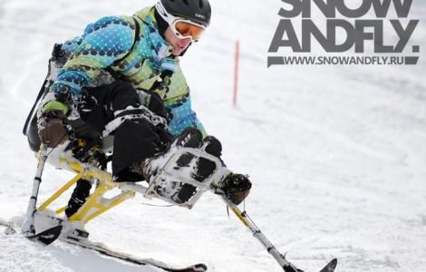 Пара-сноубординг