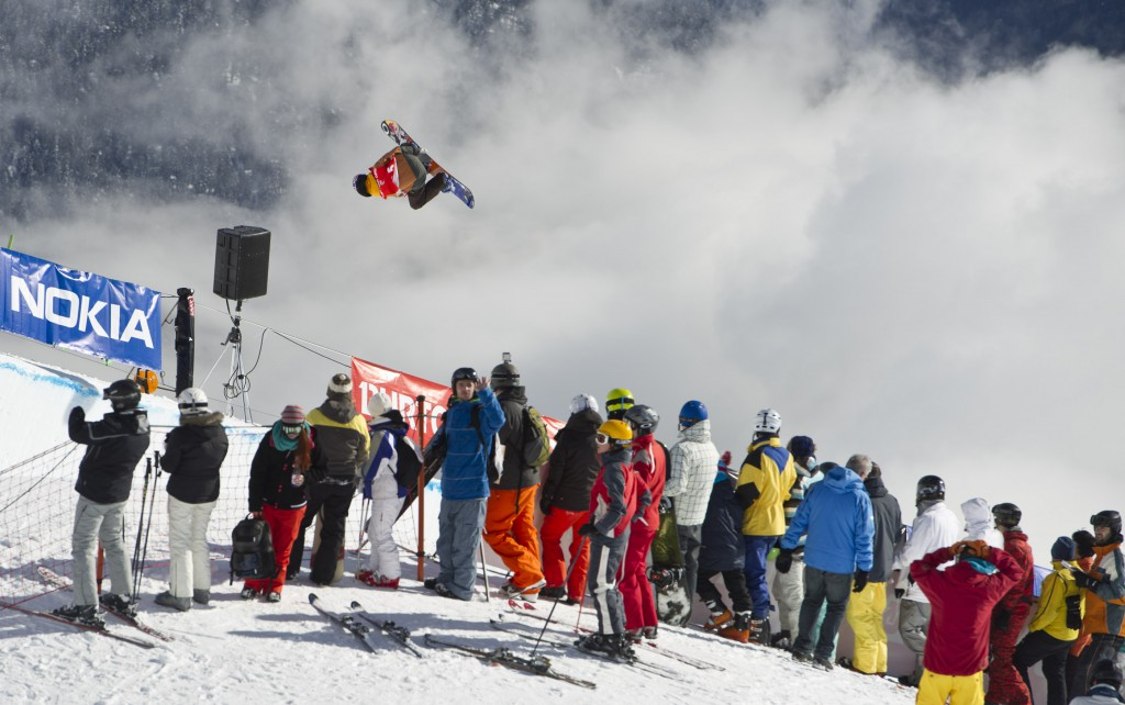 Burton European Open 2013