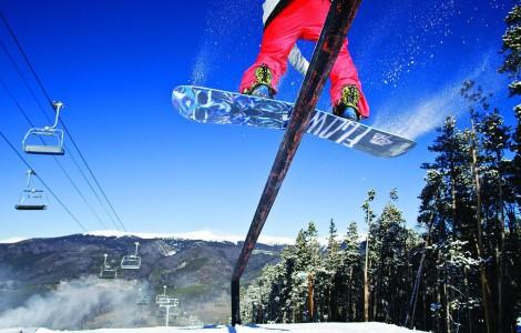 Как согнуть сноуборд