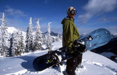 Выбираем крепления для сноуборда