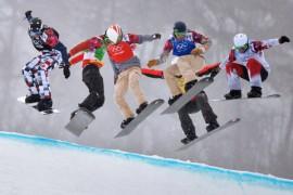 Федерация сноуборда России