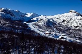 Курорт Хемседал или Скандинавские Альпы