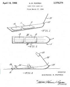 Snurfer-Patent