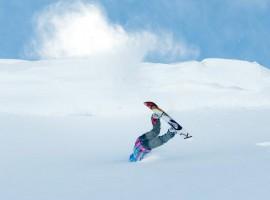 Шлем в сноубординге?