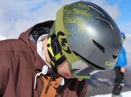 Маски для сноубординга