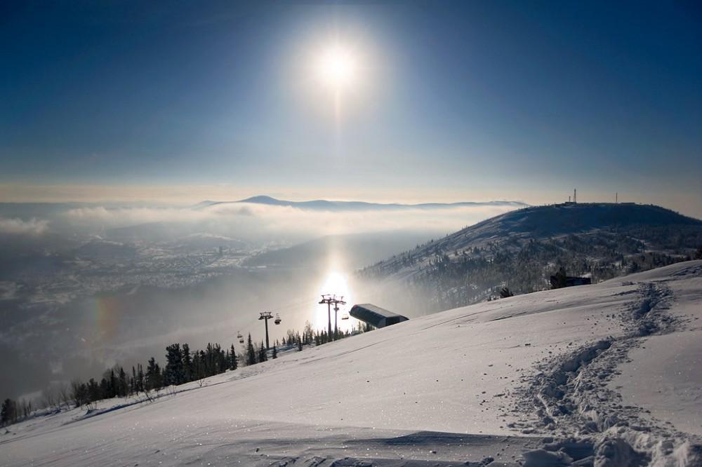 Шерегеш или Сибирская Швейцария