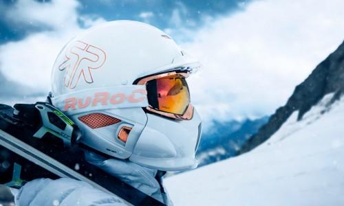 Немного о Ruroc и их детище шлеме RG1-DX