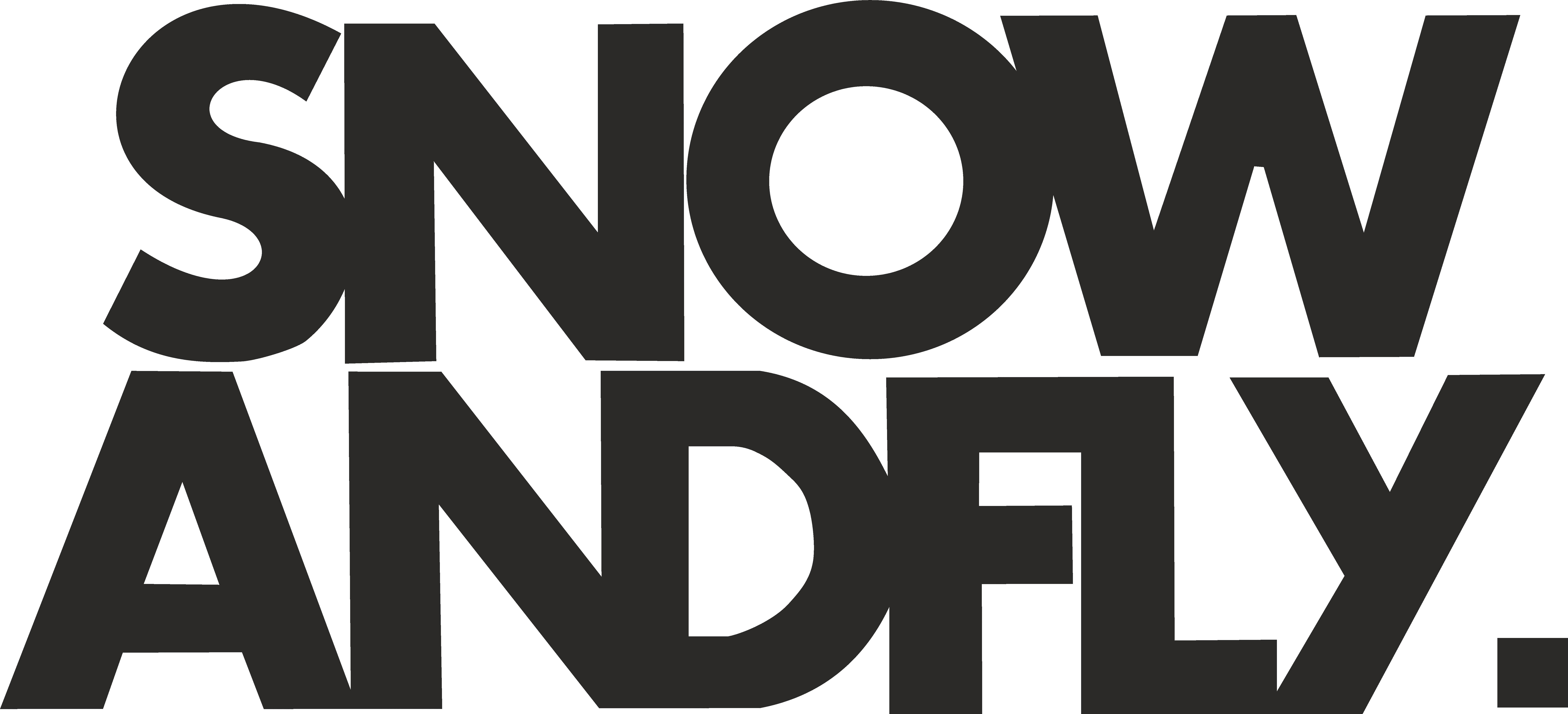 LogoSNOWandFLY