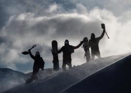 Отличная новость для сноубордистов из Питера