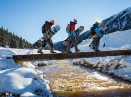 Ограбление сноубордов в Москве